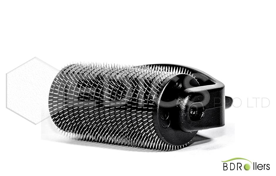 глава за тяло за titanium all black