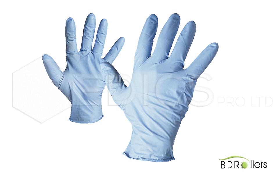 ръкавици нитрилни