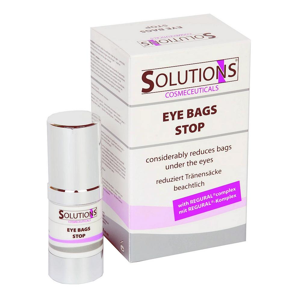 Крем-серум с/у торбички Eye Bags Stop