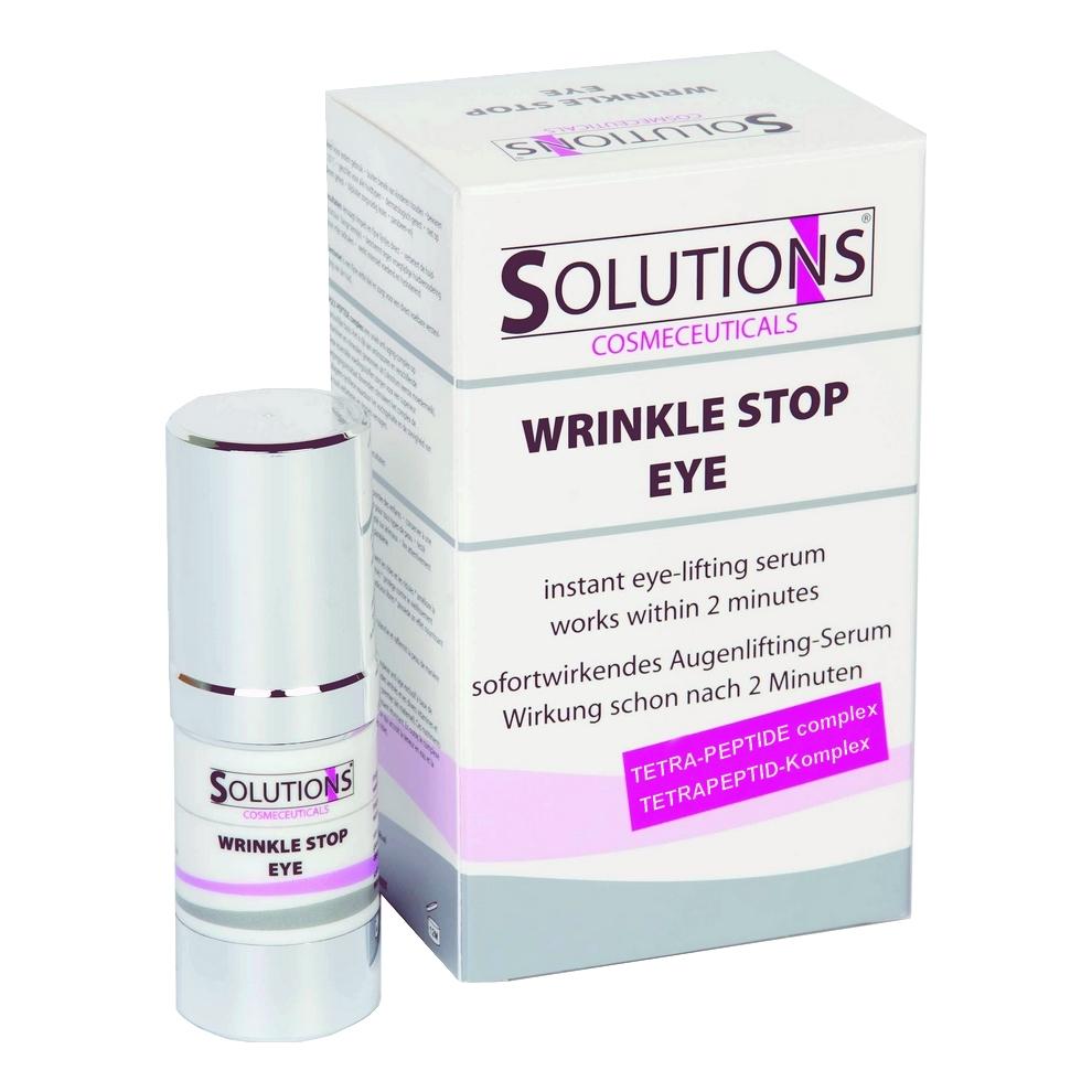 Крем-серум антибр. околооч. Wrinkle Stop Eye
