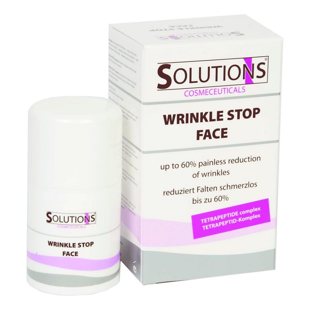 Крем-емулсия Антибръчки Wrinkle Stop Face